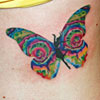 Psychedelic-butterfly